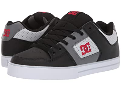 DC Pure (Black/Grey/Red) Men