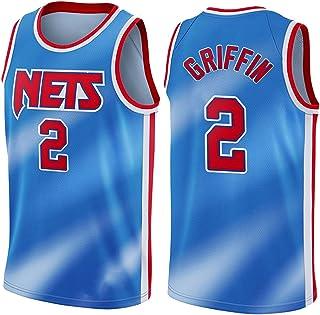 Mens Women Tracksuits Basketball Jerseys 2# Griffin Sweatshirts Sportswear Casual Gym Sports Running Training Embroidery ...