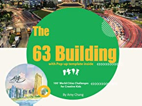 63building: DIY pop-up card making craft books for kids: Korean culture and travel (English Edition)