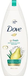 Dove go fresh Body Wash, Pear and Aloe Vera, 22 oz