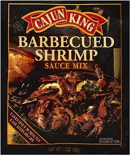 Cajun King Sauce BBQ Shrimp 1.0 OZ (Pack of 3)