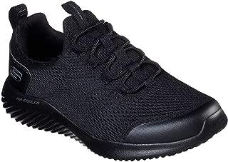 Skechers 52513-BBK: Men's Bounder-Stokley Black Running Shoe