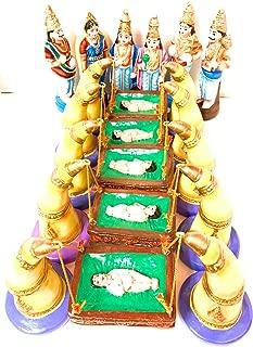Pandava Jananam Set golu Dolls