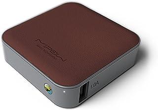MiPow SP7800B-BR Power Cube 7800 mobilt ersättningsbatteri för smartphone/surfplatta/MP3-spelare/navigeringsenhet (7 800 m...