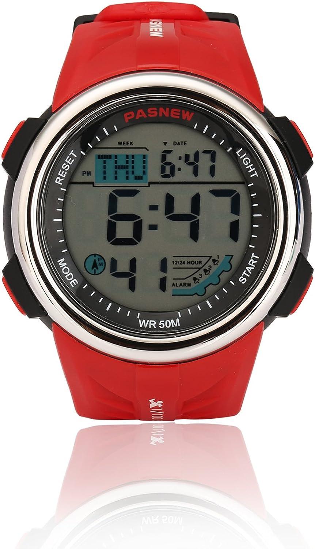 Teenagers Sport Watch Multifunctional Di Clock Digital Max In stock 48% OFF Wrist