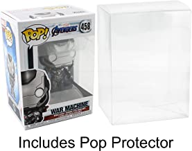 Funko POP! Avengers End Game War Machine with Pop Protector