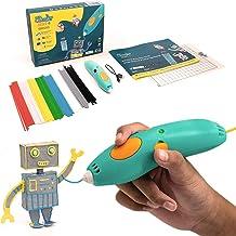 مجموعه سه بعدی قلم 3Doodler Start Essentials (2020) برای کودکان ، آسان برای استفاده ، از مجموعه فعالیت های هنری خانگی ، اسباب بازی آموزشی STEM برای پسران بیاموزید