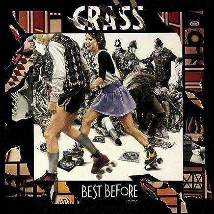 Crass - Best Before 1984 (2019) LEAK ALBUM