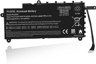 ARyee 3400mAh 7.4V PL02XL Battery Laptop Battery Compatible with Hp Pavilion 11 X360 11-n X360 PL02XL HSTNN-DB6B HSTNN-LB6...