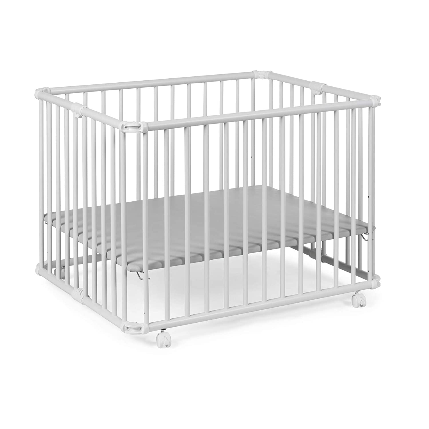 Geuther Lucilee 2261+ WE 005 Playpen 14.18 kg White