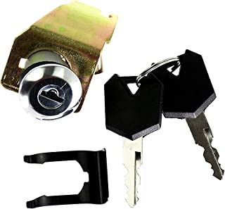 Motorcycle Seat Cowl Lock Key Set For YAMAHA YZF 1000 R1 R6 FZ6 FZ6S FZ6N FJR1300