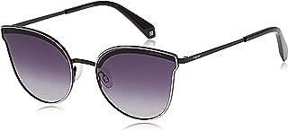 Polaroid Women's Sunglasses Round Pld 4056/S Gold