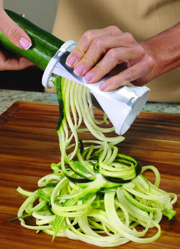 Spiral Vegetable Cutter 1000203 Spiral Vegetable Cutter