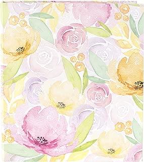 floral binder dividers