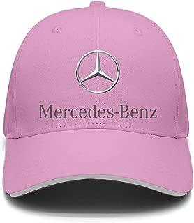 NIDHBD Breathable Mercedes-Benz-Logo-Symbol-Emblem- Basketball Cap Womens Mens