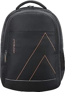 Aristocrat 27 Ltrs Black Casual Backpack (Vox)