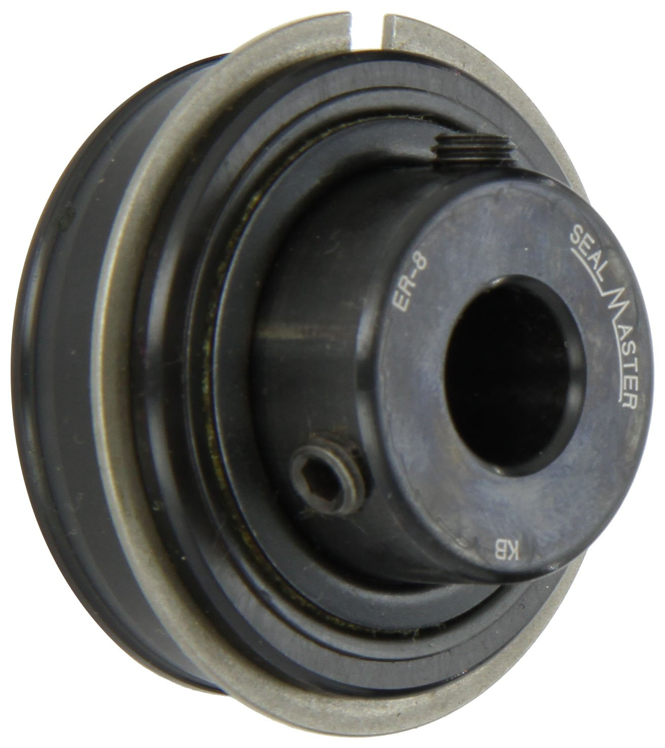 Sealmaster ER-8 Cylindrical OD Bearing outlet Setscrew Collar Our shop OFFers the best service Locking