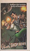 Comic Shop News, no. 1233 (2011) (cover: Danger Girl & the Army of Darkness): Ender's Game, Green Hornet Aftermath, Spider-Man comic strip with the Thing, Mole Man, Formic Wars, Little Archie, Skaar
