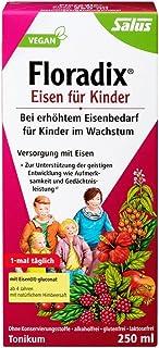 Salus Floradix hierro para los niños. 250ml