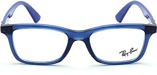 Ray-Ban RY1562 3686 Rectangle JUNIOR Prescription Eyeglasses RX - able, 48mm