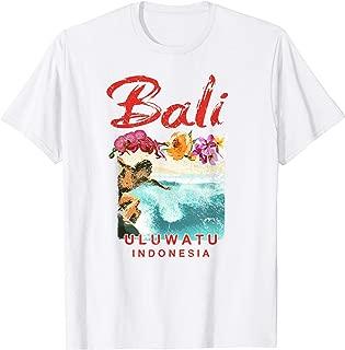 BALI Indonesia ULUWATU Surf Vintage Surfing T-Shirt