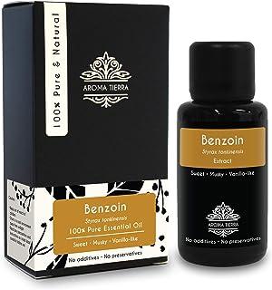 Benzoin Extract (Essential Oil) - Cambodia - Aroma Tierra - 30ml