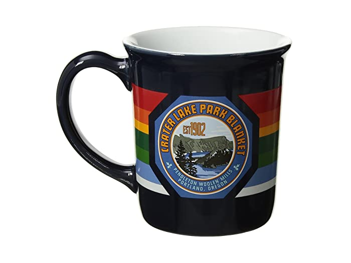 National Park Coffee Mug (Crater Lake) Glassware Cookware