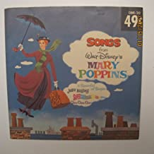 Songs from Walt Disney's Mary Poppins – 45 rpm EP