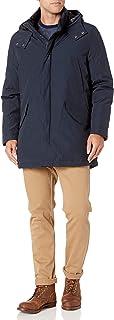 معطف رجالي رمادي داكن من Cole Haan