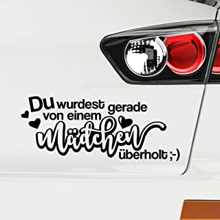 Suchergebnis Auf Für Heckscheibenaufkleber Sprüche Aufkleber Merchandiseprodukte Auto Motorrad