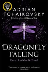 Dragonfly Falling (Shadows of the Apt Book 2) Kindle Edition