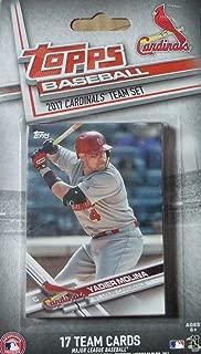 Best 2017 st louis cardinals baseball cards Reviews