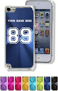 Case for iPod Touch 5th/6th Gen - Sports Jersey - Personalized Engraving Included