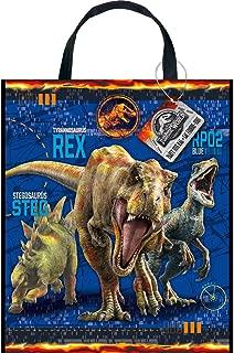 Unique Jurassic World Plastic Party Goodie Bag, Large, 13