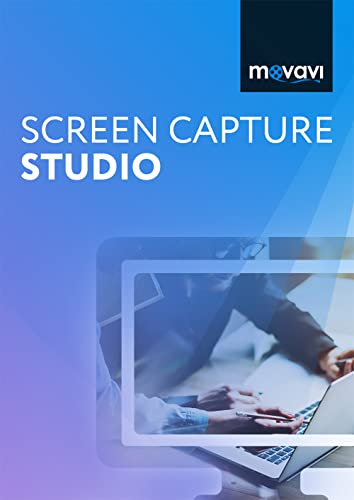 Movavi Screen Capture Studio 9 Persönliche Lizenz [Download]