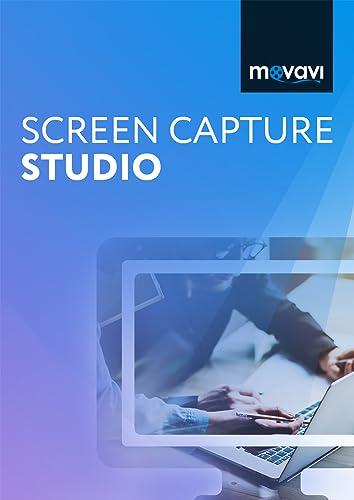 Movavi Screen Capture Studio 9 Licence professionnelle [Téléchargement]