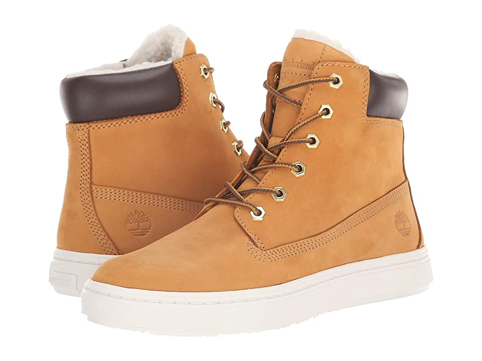 Timberland Londyn Warm Lined 6 (Wheat Nubuck) Women