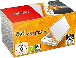 comprar comparacion Nintendo New 2DS XL - Consola Portátil, Color Blanco y Naranja