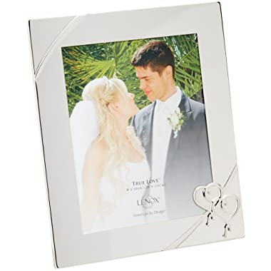 Lenox 812617A True Love 8x10 Picture Frame