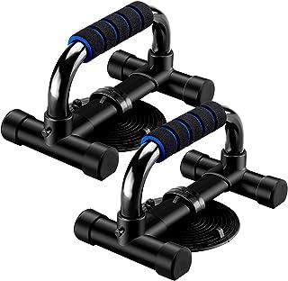 Elikliv プッシュアップバー 腕立て伏せ 筋肉トレーニング 吸盤 ダイエット シットアップ 器具 2個セット