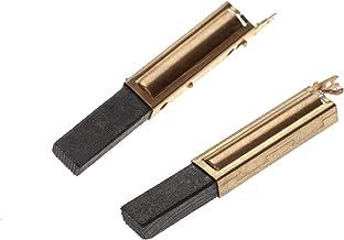 vhbw 2 x koolborstel, motorkool, schuurkool 6,3 x 11 x 28 mm geschikt voor Nilfisk WAP Alto WAP SQ 450-3H, WAP SQ 450-3M s...