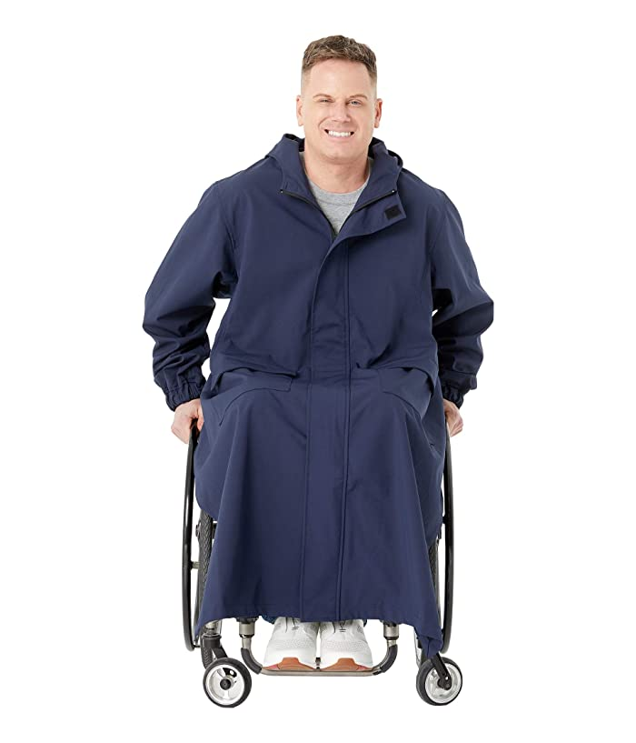 IZ Adaptive Seated Raincoat (Navy) Coat