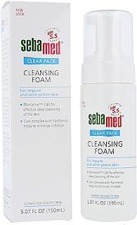 Sebamed Clear Face Cleansing Foam 5.07 Fluid Ounces (150mL)