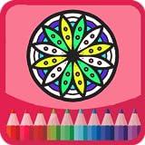 Mandala Drawing Paint : Coloring Book