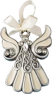 Best FASHIONCRAFT 8637 Angel Ornament, Christmas Ornament, Christmas Tree Decor, Religious Favor, Christening, Communion, Event Favor, 1-Piece Review