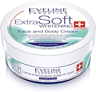 Eveline Extra Soft Whitening Face and Body Cream
