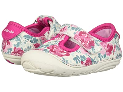 Stride Rite SM Hannah (Infant/Toddler) (Floral) Girls Shoes