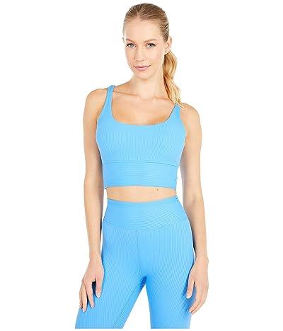 YEAR OF OURS Rib Gym Bra (Club Blue) Women