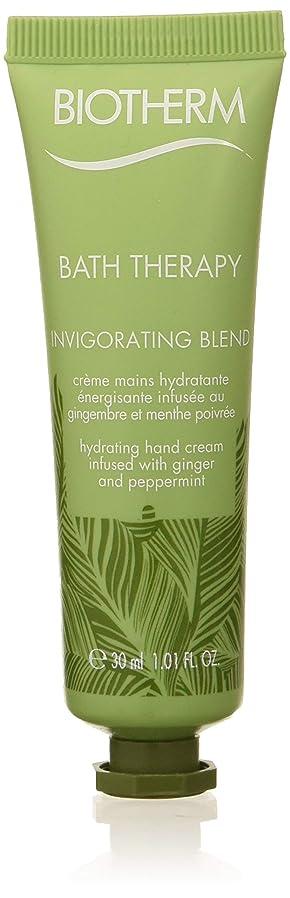 調整可能ご予約ダーツビオテルム Bath Therapy Invigorating Blend Hydrating Hand Cream 30ml/1.01oz並行輸入品