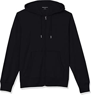 Men's Lightweight Jersey Full-Zip Hoodie